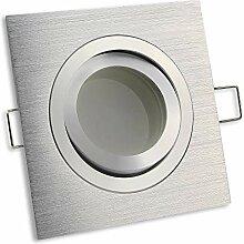 6x LED Einbau-Strahler Set 5W-7W 12 Volt Spot