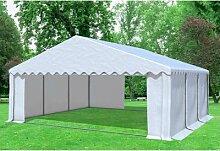 6x6 m Partyzelt, Lagerzelt Giant Professional PVC