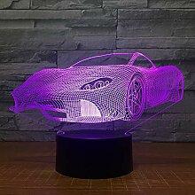 7 Farben Touch Control Nachtlichter Kreative
