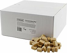 7 kg Premium Öko-Kaminanzünder Anzündwürfel