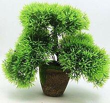 7°MR künstliche Pflanze Künstliche Kiefer