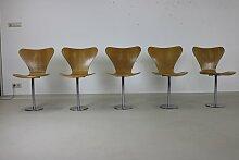 7 Series Stuhl von Arne Jacobsen für Fritz