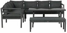 7-Sitzer Lounge-Set Gillman