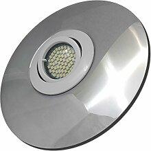 7 Stück SMD LED Einbaustrahler Big Laura 230 Volt