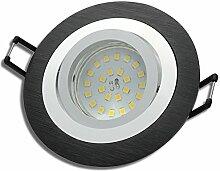 7 Stück SMD LED Einbaustrahler Nele 230 Volt 7