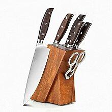 7 stücke Küchenmesser Set geschmiedet deutsch