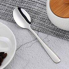 7 stücke Rose Gold Tee Löffel Luxus 18/10