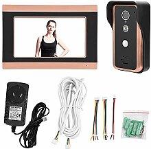 7 Zoll Touchscreen Kabel WiFi Videokamera Tür