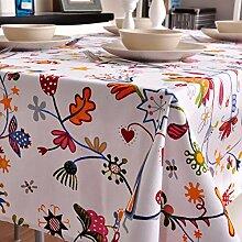 70*70cm Weiß orange Geblümt Landhaus Instagram