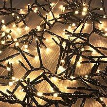 700 Cluster-Lichterkette LEDs Innen und Außen