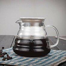 700 Ml / 500 Ml / 350 Ml Hario-Glas-Kaffeekanne