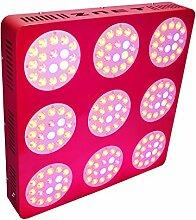 700w HPS Ersatz ZNET9 Professionelle Vollspektrum LED Grow Lampe,LED Pflanzenlampe (ZNET9-700W)