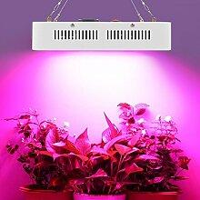 700W LED Pflanzenlampe Vollspektrum Grow Lampe für Indoor Hydroponischen Garten Gewächshaus Zimmerpflanzen Gemüsse
