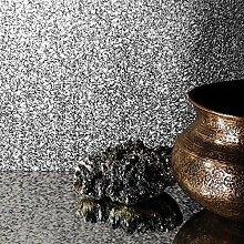701368Strukturierte Sparkle Shimmer SILVERL grau Funktion Tapete