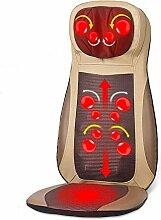70W 220V Rücken Nacken Massagegerät Shiatsu Sitz
