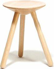 75 cm Barhocker Luco Mobles 114 Farbe: Buche