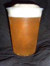 75 St. Plastik Trink Becher 0,4.klar Geburtstag
