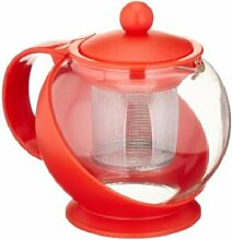 750ml Kunststoff Tee & Kaffee Topf mit Edelstahl
