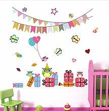 75X70cm Cartoon Kinder Geburtstagsparty Dekoration