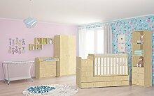 78866736, Polini Kids Kinderzimmer Natur Ahorn