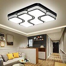 78W LED Deckenleuchte Modern Deckenlampe