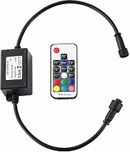 7Colors,Im Freien Empfangs RGB Controller Wireless