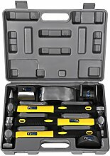 7pc Auto Body Panel Repair Tool Kit Griffe