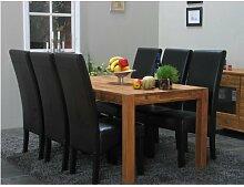 7tlg. Essgruppe Turbo Sitzgruppe Tischgruppe
