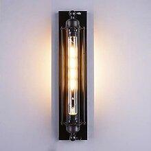 7W LED Wandlampe Vintage Retro Wandleuchte Innen