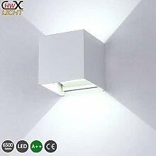 7W LED Wandleuchte Flur Lampe Wandlampe mit