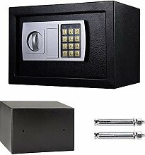 8.5L Digital Elektronischer Tresor mit PIN-Code