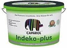 8,79EUR/L - CAPAROL Indeko Plus weiss Premium
