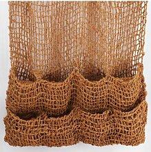 8 Pflanztaschen Kokosgewebe 8 Taschen Ufermatte