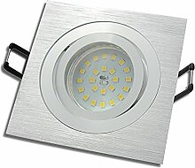 8 Stück SMD LED Einbaustrahler Lena 12 Volt 5