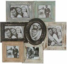 8 tlg. Collage-Rahmen-Set Inga Sommerallee