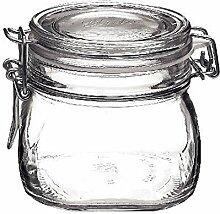8 x Einmachglas, Einmachglas mit Bügelverschluss,