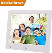 8 Zoll HD Digitaler Foto-Rahmen-elektronischer