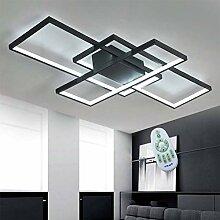 80W LED Dimmbar Wohnzimmerlampe Deckenleuchte mit