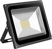80W SMD LED Strahler Fluter,ALPHA DIMA IP65