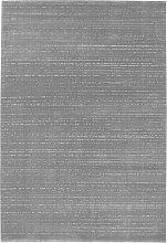 80x150 Teppich Bellevie Exclusive 310 Silber von