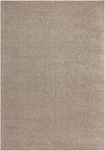 80x150 Teppich Swaziland - Manzini Beige von Lalee