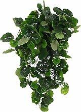 85cm Künstliche Wand Hängen Rebe Laub Blatt Pflanze Garten Dekor - Crabapple , XL