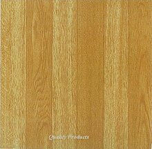 88x Vinyl Fußbodenfliesen - Selbstklebend -