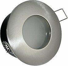 8er Set 5Watt COB LED Badezimmer Einbaustrahler