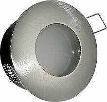 8er Set LED Badezimmer Einbaustrahler
