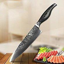 8Inch Japanische Chefmesser 67 Schichten Damaskus