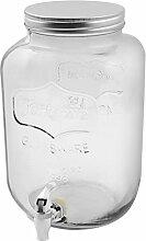 8L Getränkespender XXL Wasserspender Dispenser