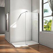 8mm Walk In Duschwand Duschabtrennung mit