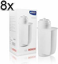 8x Bosch TCZ7003 Wasserfilter Brita Intenza für Kaffee Vollautomaten