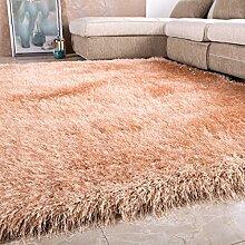 9 cm dicken Stretch-Garn Teppich modernen Teppich Wohnzimmer Couchtisch Schlafzimmer Bettvorleger den superdichten 120 * 170cm lang